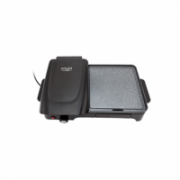 Adler Electric Grill AD 6608 Black, 2200 W, Electric  38,00