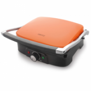 Camry CR 6607 Electric grill, Temperature control, Stainless steel body, 1500W, Orange Camry  39,00