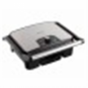 DomoClip Panini and press grill DOC165 Stainless steel/Black, 2000 W, 32 x 32 cm  29,90