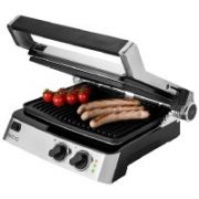ECG KG 400 Superior grill 2000 W 3 working positions - for scalloping, grilling and BBQ , 2 thermostats, Swiss ILAG coating  55,00