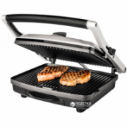 Scarlett Grill SC - EG350M01 Black/stainless steel, 2200 W, Contact grill  50,00