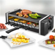 Unold Grill and Kebab 58515 Stainless steel/Black, 1200 W, 47 x 25 cm  67,00