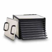 Excalibur Food dehydrator D902SF Stainless steel, 600 W, Number of trays 9, Temperature control, Integrated timer  815,00