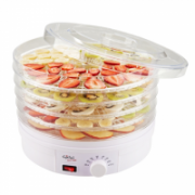 Gallet Food Dehydrator Saint-Tropez  GALDES119 White, 245 W, Number of trays 5, Temperature control,  42,00