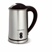 Morphy richards Milk frother 47560EE Meno Brushed stainless steel, Electric, 700 W  48,00