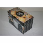 SALE OUT. Adler AD 35 Toaster, Stainless steel housing Adler AD 35 Power 750  W, Number of slots 2, Housing material Metal, Black/Silver, DAMAGED PACKAGING  11,00