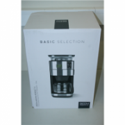 SALE OUT. BEEM Fresh-Aroma-Perfect II - Glass BEEM Fresh-Aroma-Perfect II coffee maker 02938 Drip, 1000 W, Stainless steel/ Black, DAMAGED PACKAGING  99,00