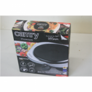SALE OUT. Camry CR 6510 Table hob, 1500W, diameter 185mm, one burner, stainless steel Camry CR 6510 Number of burners/cooking zones 1, Rotary knob, Stainless steel, Electric  13,00
