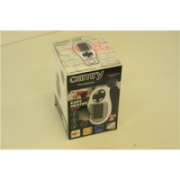 SALE OUT. Camry CR 7712 heater, max power: 700W Camry CR 7712 Electric heater, 700 W, Suitable for rooms up to 32 m², White/ black, DAMAGED PACKAGING  11,00