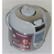 SALE OUT. Gastroback 42507 Rice cooker Gastroback Rice cooker  42507 450 W, 3 L, Inox/ White, DAMAGED PACKAGING  54,00