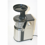 SALE OUT. LIVOO DOP102 Juicer, Slow Vertical, Power 400 W, 2 removable 1 L pulp and juice tanks with spout, Stainless steel DomoClip LIVOO DOP102 Type Automatic juicer, Stainless steel, 400 W, DAMAGED PACKAGING  44,00