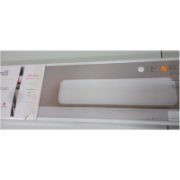 SALE OUT. Mill IB800L DN Panel Heater, 800W, low version, steel front, white Mill IB800L DN Panel Heater, 800 W, Suitable for rooms up to 14 m², White, DAMAGED PACKAGING,SMALL DENT  61,00