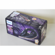 SALE OUT. Philips GC4909/60 Steam Iron, SteamGlide Elite soleplate, Continuous steam 55 g/min, Black/Gold Philips Iron Azur GC4909/60 Steam Iron, 3000 W, Water tank capacity 300 ml, Continuous steam 55 g/min, Steam boost performance 250 g/min, Black/Gold,  80,00