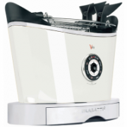 Bugatti Volo Toaster 13-VOLOC1 White, Steel, 930 W, Number of slots 2, Number of power levels 6, Bun warmer included  182,00