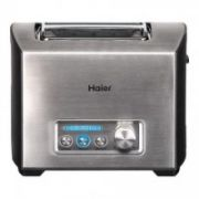 Haier HTR-2110 Toaster/2 Short Slots 32mm/950W/Stainless Steel Finish  155,00