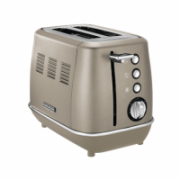 Morphy richards Toaster 224403 Platinum, Stainless steel, 900 W, Number of slots 2, Number of power levels 7,  64,90