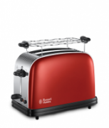 Toaster Russell Hobbs 23330-56 Colours+ | red  35,00