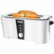 Unold Toaster  38020 White, Stainless steel, 1350 W, Number of slots 2  28,00