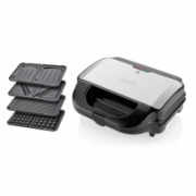 ETA 4 in 1 sandwich maker  ETA315190010 Black/Stainless steel, 900 W, Number of plates 4, Number of sandwiches 2  47,00