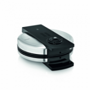 WMF LONO waffle maker 415210011 Black/Stainless steel, 900 W, Heart form, Number of waffles 5,  64,00