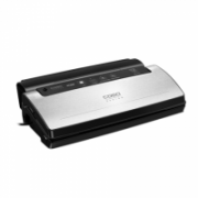Caso Vacuum sealer VC250 Automatic, Stainless steel, 120 W, Film Box, Incl. 2 professional vacuum rolls. Incl. vacuum hose for containers.  149,00