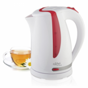 Gallet Kettle Moulins GALBOU743WR Standard kettle, Plastic, White, 2200 W, 360° rotational base, 1.7 L  18,00