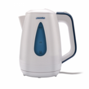 Mesko Kettle MS 1261 Electric, 2200 W, 1.7 L, Plastic, White, 360° rotational base  12,90