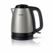 Philips HD9305/21 Standard kettle, Stainless steel, Stainless steel, 2200 W, 360° rotational base, 1.5 L  35,00