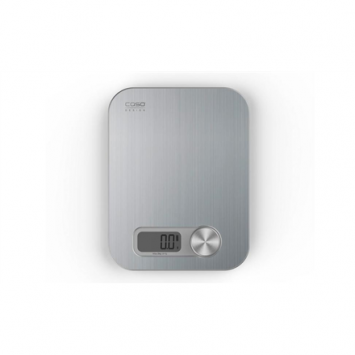 Caso Design kitchen scale Maximum weight (capacity) 5 kg, Display type Digital, Stainless Steel