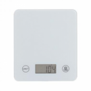 KitchenArtist DOM351W Digital scale, Up to 5kg, LCD display, Ultra slim design, White KitchenArtist Digital kitchen scale Display type LCD, White  16,00