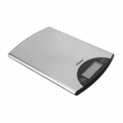 Mesko Kitchen scales MS 3147 Maximum weight (capacity) 5 kg, Graduation 1 g, Display type LCD, Silver  13,00