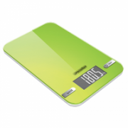 Mesko Kitchen scales MS 3151  Maximum weight (capacity) 5 kg, Graduation 1 g, Display type LED, Green  10,00