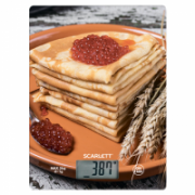 Scarlett Kitchen scales SC - KS57P45 Maximum weight (capacity) 5 kg, Graduation 1 g, Display type LCD,  13,00