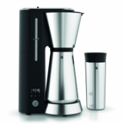 WMF Aroma Filter Coffee Maker + Thermo to go  KITCHENminis Drip, 870 W, Stainless steel  63,00