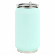 Yoko Design Soft Touch 1709 Isotherm tin can, Soft Mint, Capacity 0.28 L  16,00