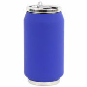 Yoko Design Soft Touch 1713 Isotherm tin can, Night blue, Capacity 0.28 L  16,00
