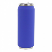 Yoko Design Soft Touch 1714 Isotherm tin can, Night Blue, Capacity 0.5 L  19,00