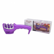 Adler AD 6710  Knife Sharpener, Material Plastic, Purple  8,00