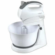Hand Mixer Adler AD 4202 White, 300 W, Number of speeds 5, Shaft material Stainless steel  22,00