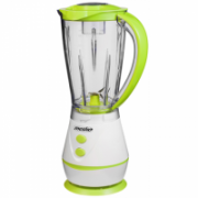 Mesko Blender MS 4060g White/ green, 250 W, Plastic, 1 L,  18,00