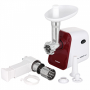 Scarlett Meat Grinder SC-MG45M08 White, 1600 W, Number of speeds 1, 2,5, Sausage horn  68,00