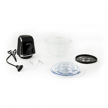 Camry Chopper CR 4066  Black/ clear, 300 W