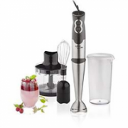 Gallet Blender Naucelle 3-in-1 GALMIX435 Black/Stainless steel, 500 W, Ice crushing, Material jar(s) Plastic  33,00