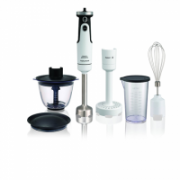 Hand Blender Morphy richards 402052 White, 650 W, Number of speeds 8, Shaft material Stainless steel  49,00