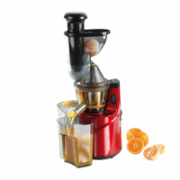 DomoClip Slow juicer LIVOO DOP138 Type Automatic juicer, Red, 50 W, Extra large fruit input, Number of speeds 1  99,90