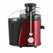 Scarlett SC - JE50S15 Type Centrifugal juicer, Red/ black, 850 W, Extra large fruit input, Number of speeds 2, 20000 RPM  40,00