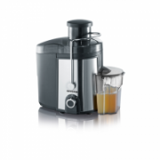 Severin Juice Extractor ES 3564 Black/Chrome, 400 W, Number of speeds 2, 14150 RPM  48,00