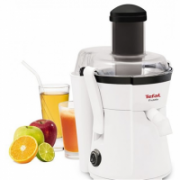 TEFAL Frutelia juicer ZE350B38 Type Electrical, White, 400 W, Extra large fruit input, Number of speeds 1  42,00