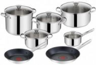 Sets of pots Tefal H055SC74 Elementary | 12 parts  124,00