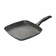Stoneline grill pan, all, 1, no, 28 x 28 cm, yes, grey,  31,00
